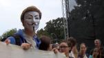 """""""Freiheit statt Angst"""" - Tausende protestieren in Berlin gegen Geheimdienste"""