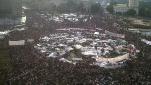 Proteste auf dem Tahrir-Platz (Foto: Mona, cc-nc-sa)