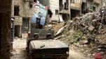Jarmuk: Die Zerstörung ist extrem, Foto: Karin Leukefeld