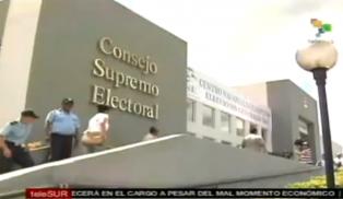 Wahlbehörde Nicaraguas