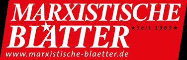Marxistische Blätter