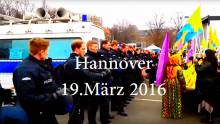 Newroz 2016 Hannover