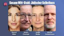 Susann Witt-Stahl: jüdischer Selbsthass