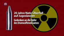 20 Jahre Nato-Überfall auf Jugoslawien