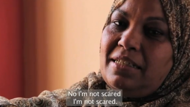 Mona Hussein, 50 Jahre alt, Hausfrau