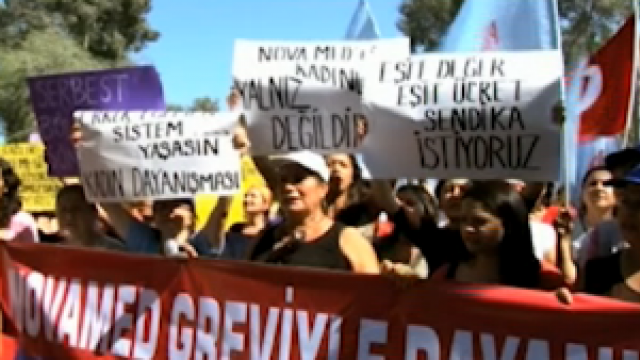 "globale 2011 -- ""Frauen im Streik"""