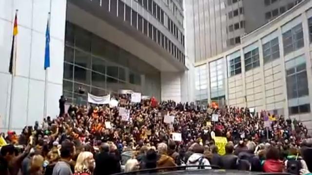Occupy Frankfurt!