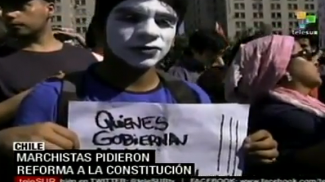 Proteste in Chile
