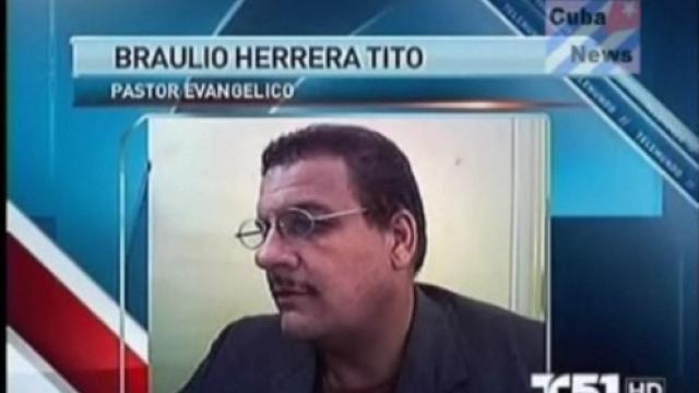 Pastor Braulio Herrera