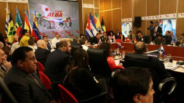 XI. Gipfeltreffen der ALBA-Staaten am Sonntag in Syrien
