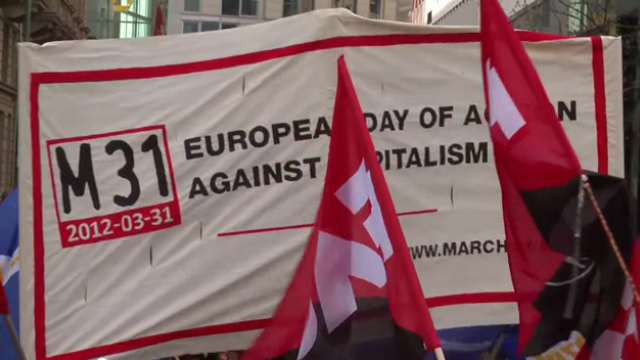 M31-Demonstration in Frankfurt am Main