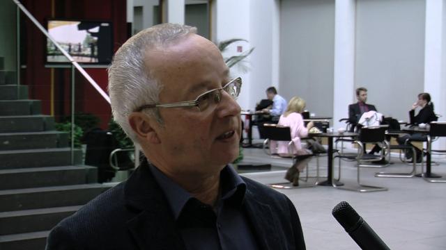 Prof. Dr. Manfred Mohr, Vorstand ICBUW