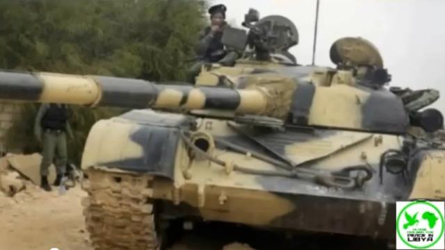 Krieg gegen Libyen