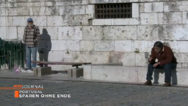 Portugal: Nur 400 Euro Rente