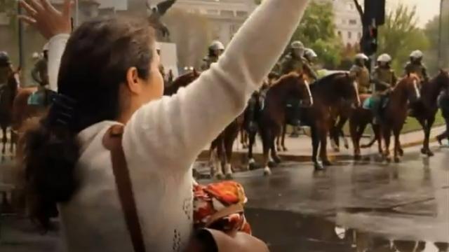 Proteste in Chile gegen die Bildungs- und Sozialpolitik