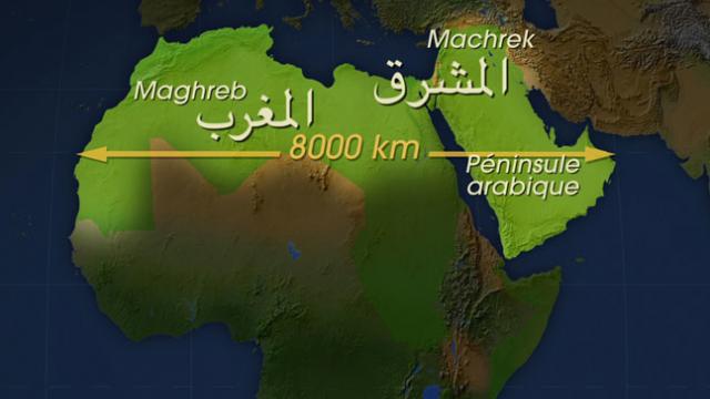 Arabische Welten