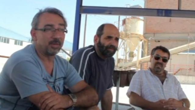 Griechenland: Fabrik unter Arbeiterkontrolle