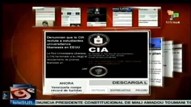 CIA wirbt um libanesische Studenten
