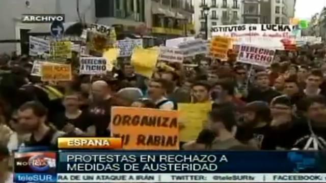 Verschärfung des sozialen Unmuts in Spanien
