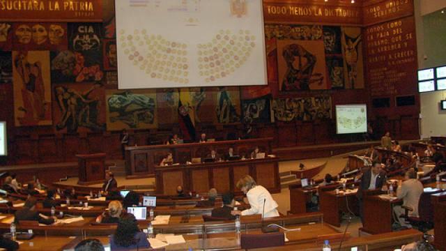 Nationalversammlung Ecuadors
