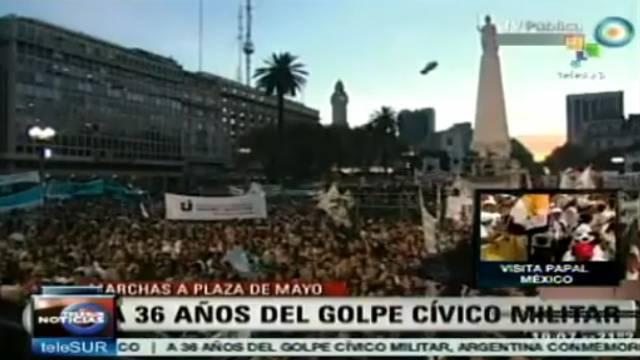 """Tag der Erinnerung"" in Argentinien"