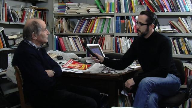 Harald Neuber im Gespräch mit Wolf-Dieter Narr