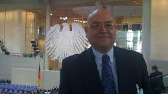 Roberto Martínez, ehemaliger Botschafter von Honduras