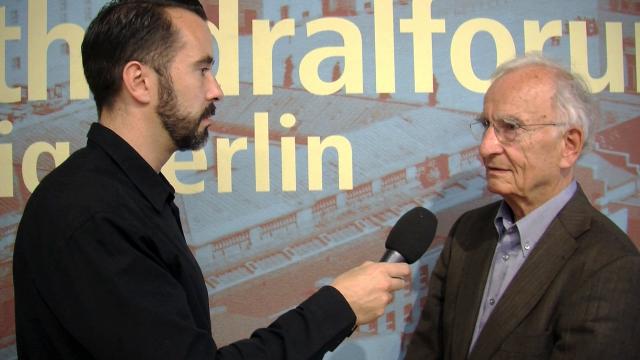 Norman Paech im Interview mit Harald Neuber, weltnetz.tv
