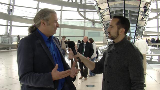 Harald Neuber (weltnetz.tv) im Gespräch mit Andrej Hunko (Die Linke)