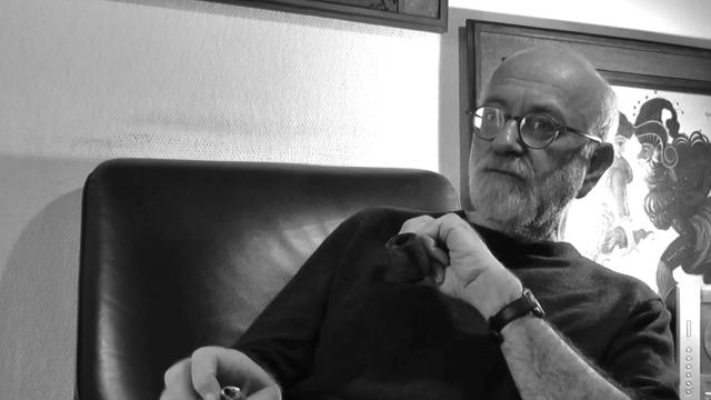 Jürgen Roth, investigativer Journalist