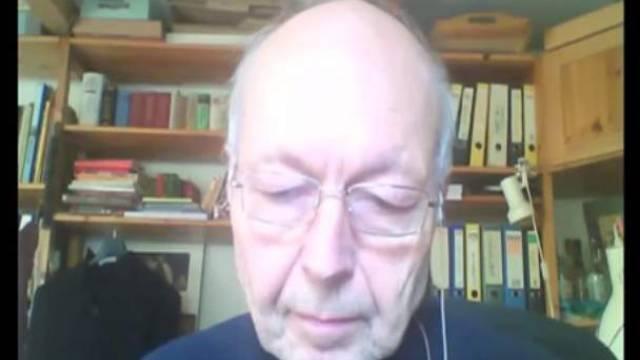 Russland-Experte und Buchautor Kai Ehlers