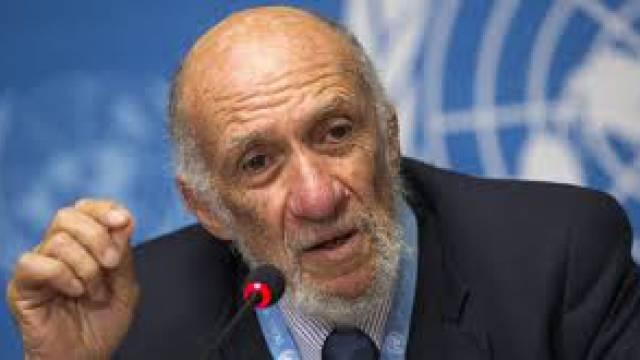 Richard Falk, US-amerikanischer Völkerrechtler