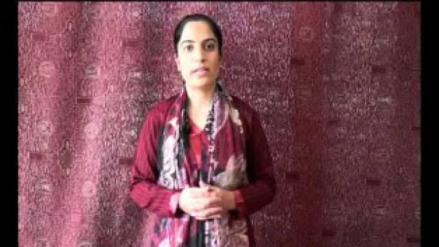 Rede der afghanischen Aktivistin Malalai Joya