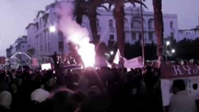 Bewegung 20. Februar in Marokko