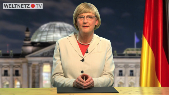Angela Merkel: Political Correctnes total