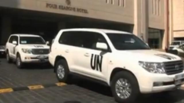 Syrien - Wie zuverlässig ist der UNO-Bericht über den Giftgasangriff?