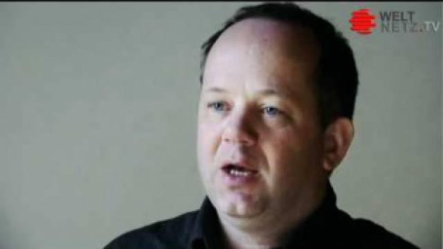 Monty Schädel (DFG-VK) spricht über den Krieg gegen die Gaddafi-Führung
