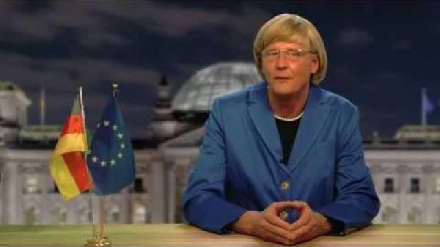 Merkels TTip: Freihandel schützen! Genmais ist Menschenrecht!