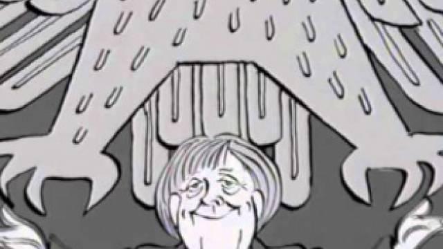 Konstantin Wecker - Das Lächeln meiner Kanzlerin