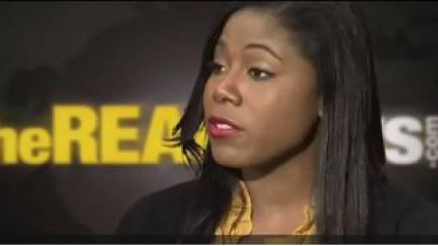 Jessica Desvarieux, Sendeleiterin von The Real News Network