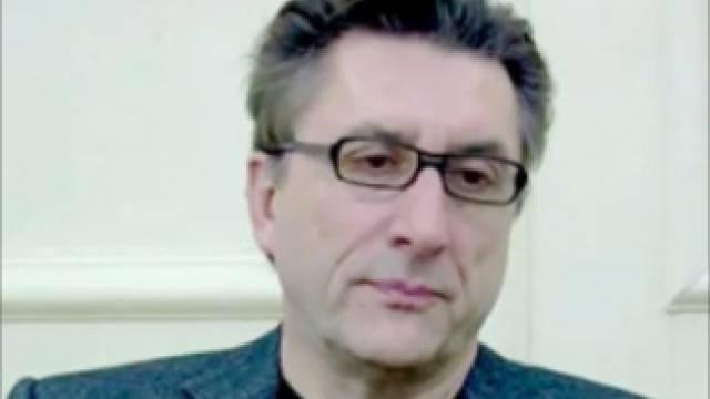 """Karl-Heinz Dellwo, Herausgeber der """"Bibliothek des Widerstands"""""""