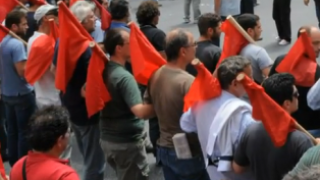 Video der Kommunistischen Partei Griechenlands