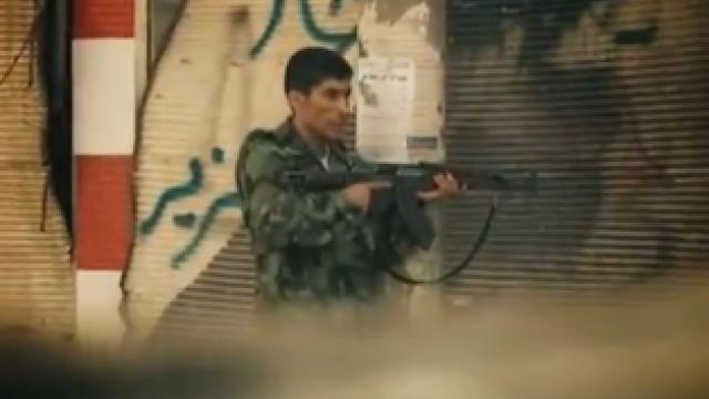 Schlacht um Syrien - Bericht von der Front