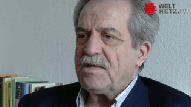 Nordafrika-Experte Dr. Issam Haddad