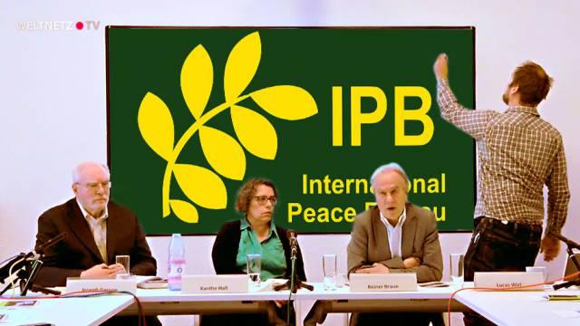 IPB Pressegespräch