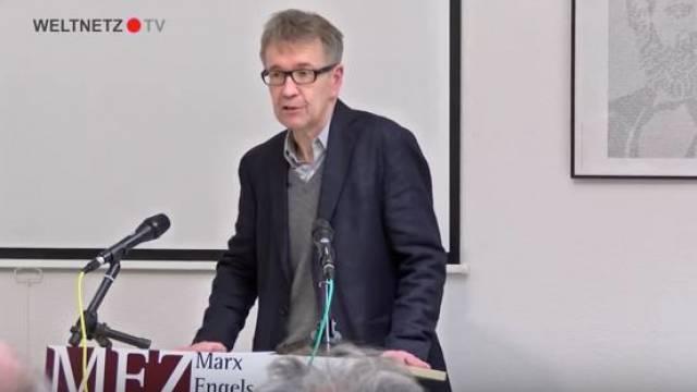 Andreas Wehr - Marx-Engels Zentrum