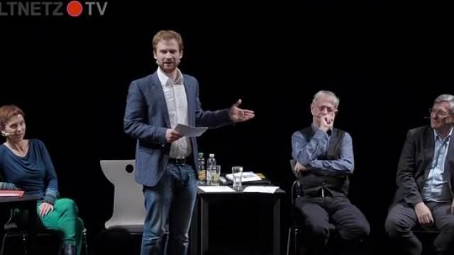 Sabine Leidig, Dr. Winfried Wolf, Bernd Riexinger
