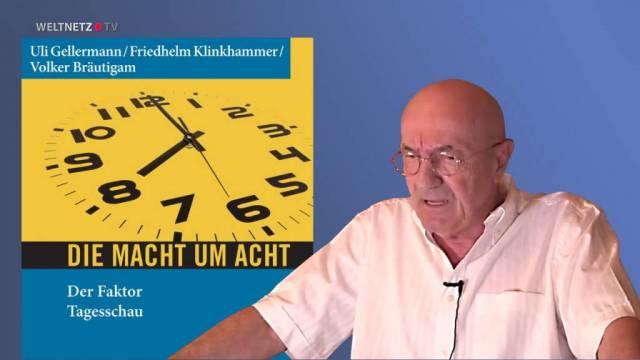 """Uli Gellermann - """"DIE MACHT UM ACHT"""""""
