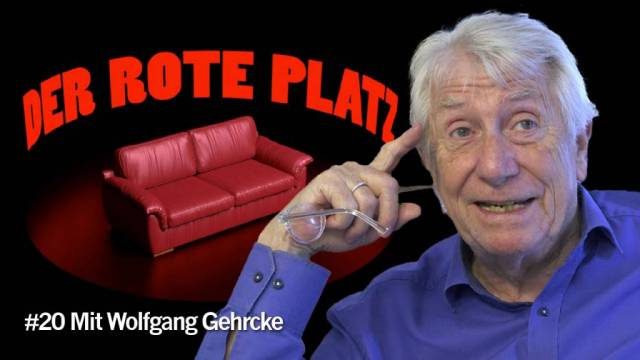 Der Rote Platz #20 mit Wolfgang Gehrcke