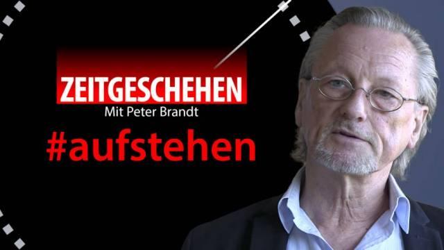 ZEITGESCHEHEN #3: Peter Brandt